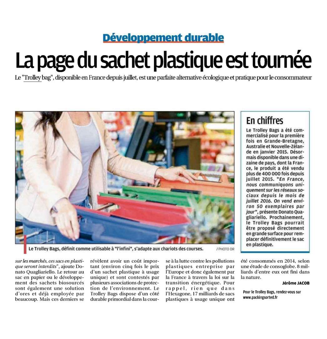 Trolley Bags La Provence 2016